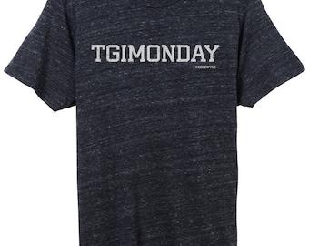 TGIMonday Eco-Black tee