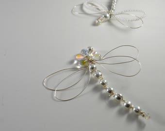 Dragonfly Hair pin