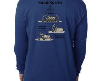 WorkingToolsLongSleeveTShirt