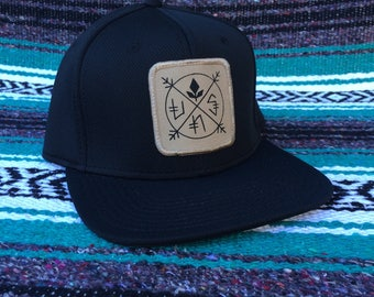 UNS Crossed Out Design patch/Hat.