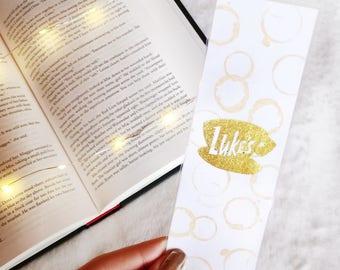Luke's Bookmark