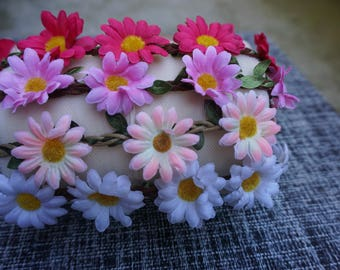 Daisy Floral Crowns