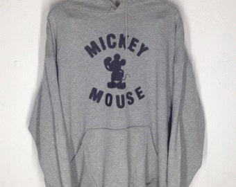 Vintage Mickey Mouse Disney Sweatshirts Hoodies Size 4L