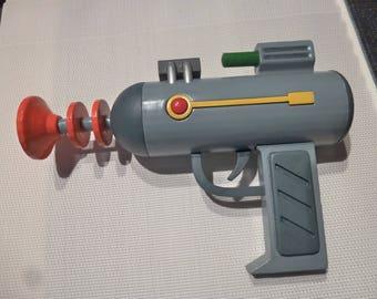 Rick & Morty - Laser gun-cosplay - 3D printed