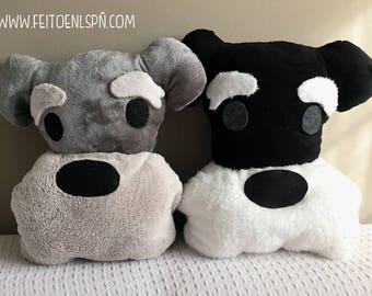 Dog Cushion Fox Terrier