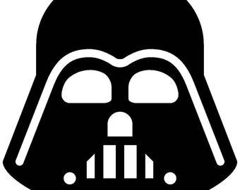 Darth Vader Decal ~ Star Wars