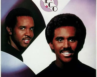 Deco Framed Vinyl - Fresh Idea 1983