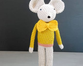 Romeo mouse crochet