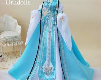 Textile doll, Oriental doll, Fabric art doll, Tilda doll, Soft doll, Cloth doll ,Collectible doll ,Rag doll, Interior doll, Lady doll,