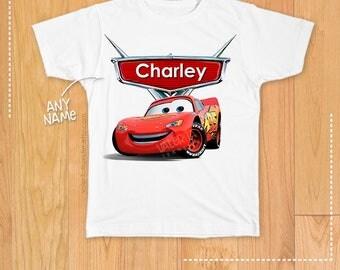 Disney Cars Birthday Shirt, Birthday Boy Shirt, Cars Party Supplies, Cars Iron On Transfer, Cars Party Iron On Digital File, Cars Printable