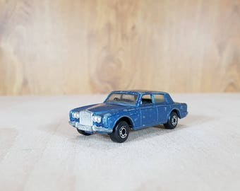 Matchbox - Matchbox car - Matchbox 1978s - ROLLS ROYCE - Collectible Car - Vintage Vehicles - Made in Bulgaria.
