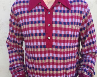 """Classic 60s """"Gentry"""" XL Sweater // Mad Men Style // EUC"""