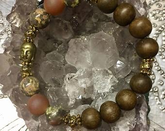 Mala Bracelet Meditation Bracelet Buddha Bracelet