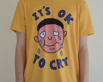 Its ok to cry (Daria MTV) Unisex Tee