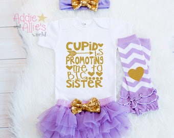 Promoted to Big Sister, Big Sister Announcement Shirt, New Big Sister, Big Sister Shirt, Big Sister Gift, Big Sister Little Sister, S5LG