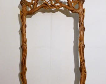 Natural style frame/Liberty frame
