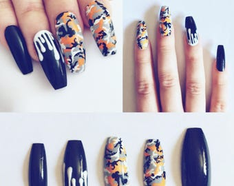 THEKYLIESHOP inspired Press on Nails