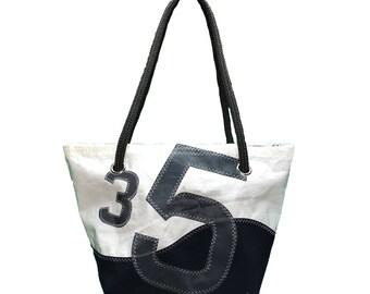 35 recycled sail bag