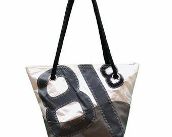 Recycled boat sail 818 bag