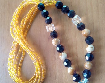 NewYellow Necklace