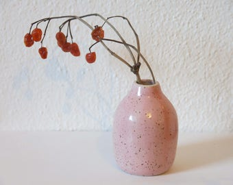 Small vase, Pink
