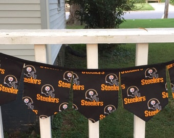 Pittsburg Steelers Banner