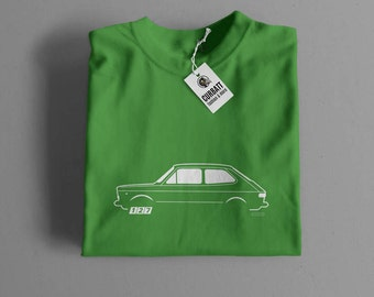 T-shirt Fiat 127 | Gent, Lady and Kids | all the sizes | worldwide shipments | Car Auto Voiture