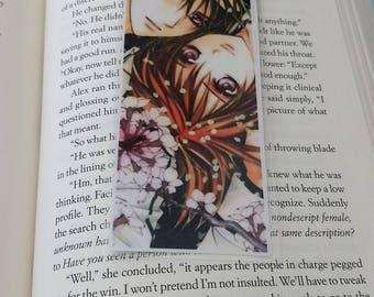 Vampire Knight Kaname and Yuki bookmark