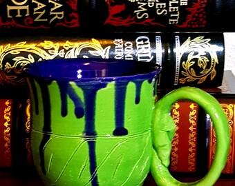 Handcrafted Ceramic Mug