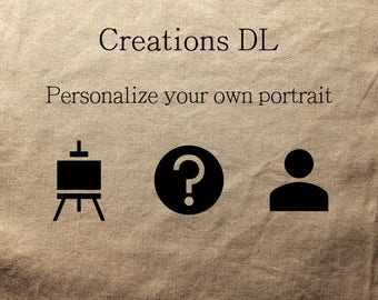Personalize Your Own Portrait