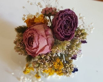 Customed Dried flowers decorative assortments / bouquets