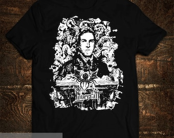 T-Shirt H.P. Lovecraft Cthulhu