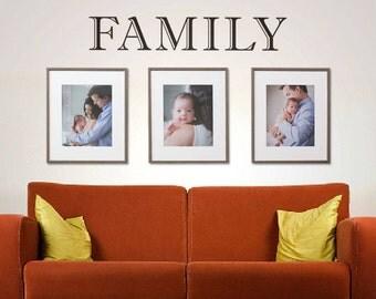 Vinyl Wall Lettering- Home