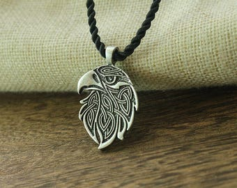 Bald Eagle Pendant Necklace