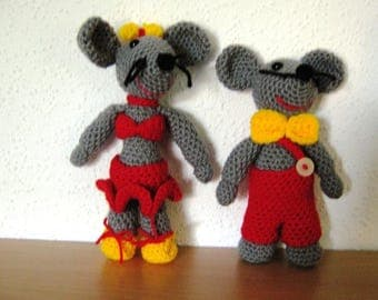 Melinda and Manni mouse