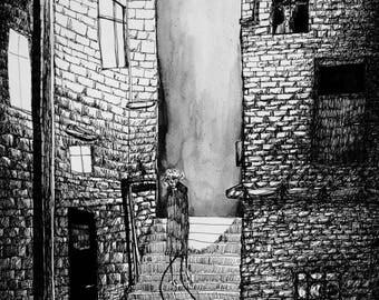 Alley Walks