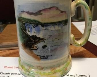1934 Souvenir Cup Niagara Falls