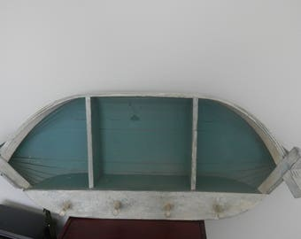 Boat Wall Shelf