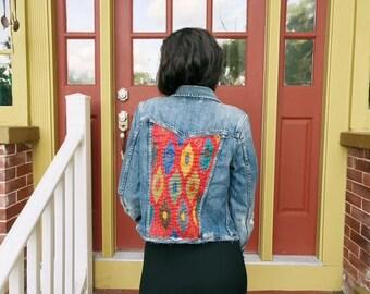 Kantha Jacket