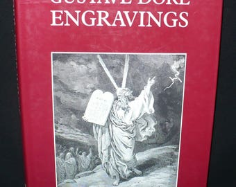 Gustave Dore Engravings, Alpine Fine Arts Collection, The Bible, Cervantes, Don Quixote, La Fontaine, Rebelais, Raspe, Perrault Tales Fables