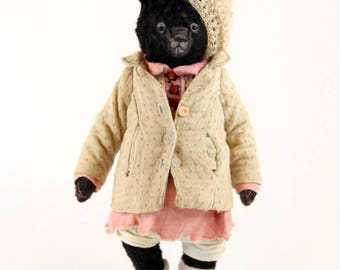 Teddy bear Masha