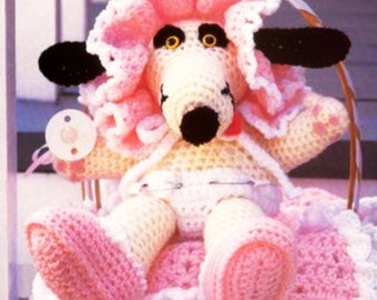 Crochet Pattern PDF, ORPHAN Toys Pattern, Instant download PDF - 5