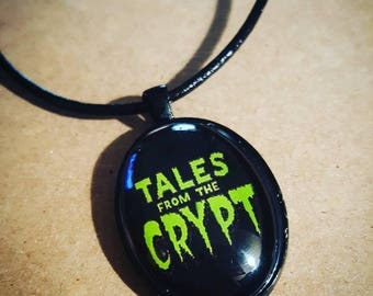Tales from the Crypt Pendant Necklace