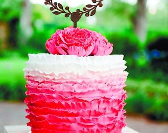 Wedding Cake Topper Letter M cake topper Rustic Wedding Cake Topper Wodden Cake Topper Initial Cake Topper letter H F V A Custom Cake Topper