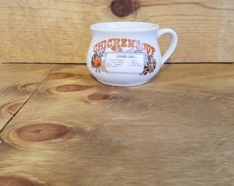 Chicken Soup Crock Mug