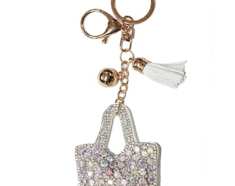 Purse First Keychain
