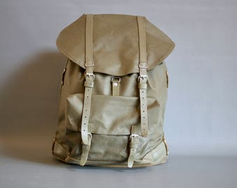 SWISS ARMY 1981 BACKPACK, Swiss Military Backpack, Swiss Army Backpack, Swiss Military Rucksack, Swiss Army Rucksack, Switzerland Backpack