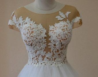 "Wedding dress ""Aleftina"""
