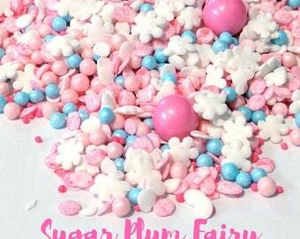 Sugar Plum Fairy Sprinkle Mix
