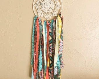 Boho Phoenix Dream Catcher